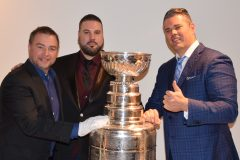 Tournée de la Coupe Stanley – Y toucher, un rêve enfin réalisé