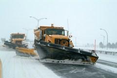 Une vraie tempête frappe la région de Québec
