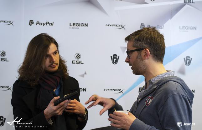 Rainbow Six : Siege; Entrevue avec Alexandre Remy, directeur de marque