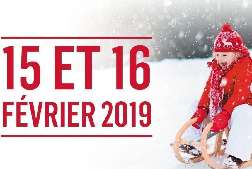 Retour des fêtes hivernales à L'Ancienne-Lorette et Saint-Augustin
