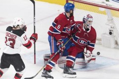 Hischier marque deux buts et les Devils battent le Canadien 3-2 en surtemps