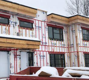 Relative stabilité dans la construction résidentielle en 2019