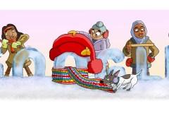 Google Canada célèbre le Carnaval