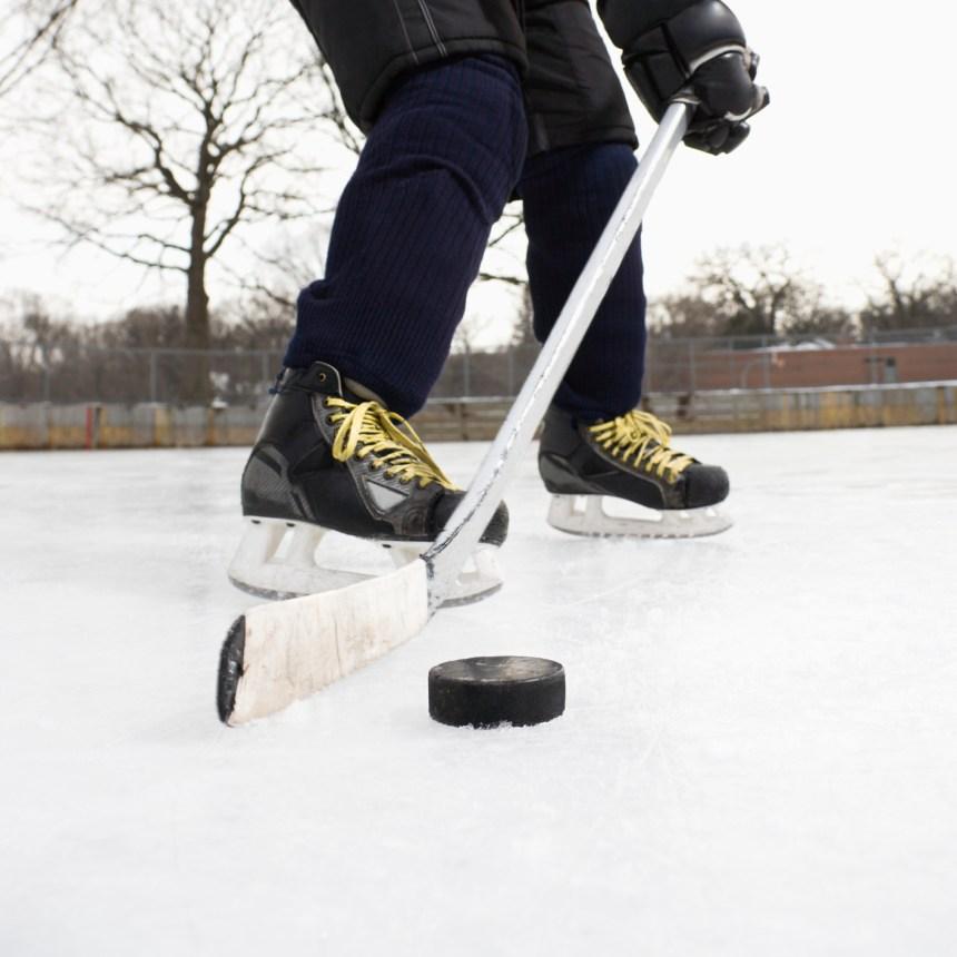 La Pond-Hockey Lac-Beauport est à nos portes
