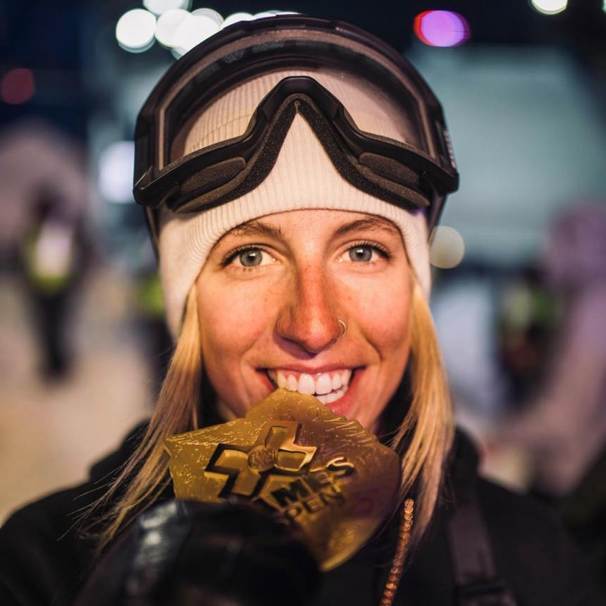 Laurie Blouin se distingue aux X Games