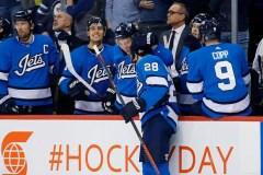 Jack Roslovic s'amuse dans une victoire écrasante des Jets contre les Ducks
