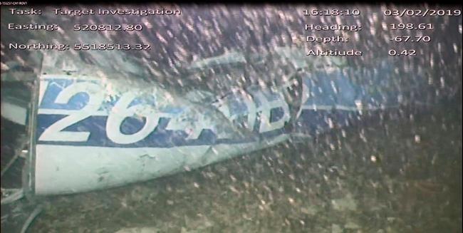 Les débris de l'avion manquant du footballeur Emiliano Sala ont été retrouvés