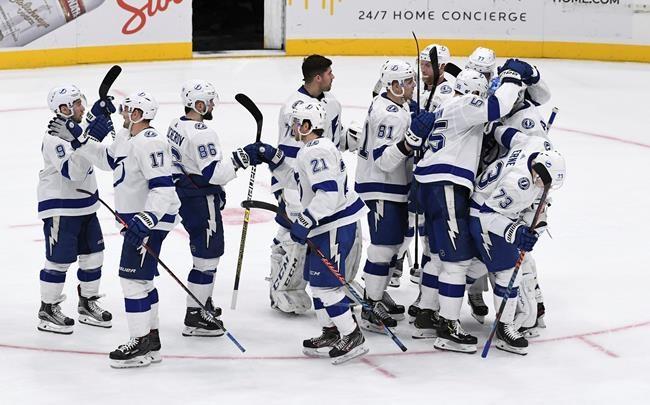 Le Lightning a le dessus de peine et de misère en fusillade face aux Islanders
