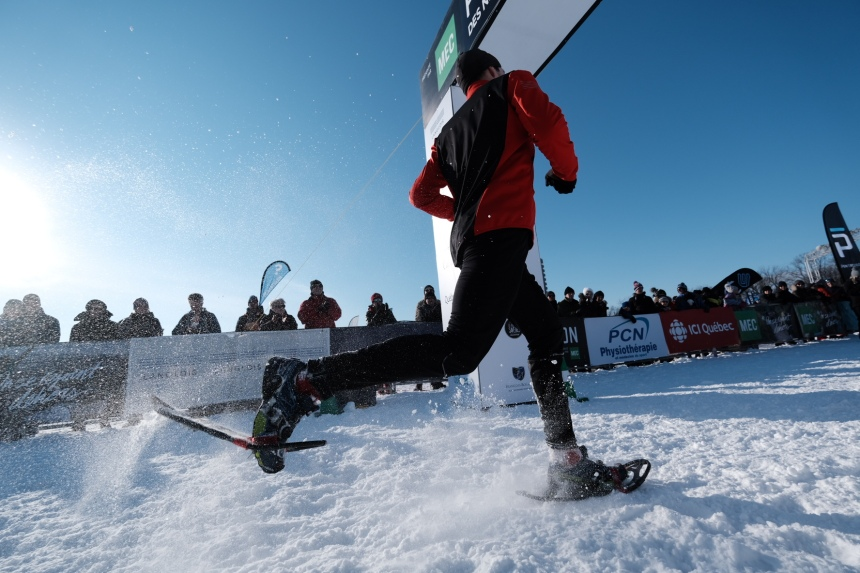 Le Pentathlon des neiges de Québec remet 87 000$ à la communauté