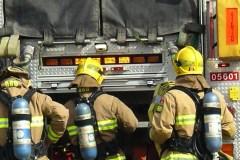 Début d'incendie sur l'avenue Plante à Vanier