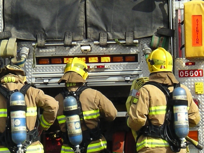 Deux interventions des pompiers de Québec vendredi soir