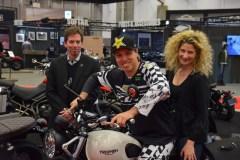 Salon de la Moto et du VTT- Un public de plus en plus passionné