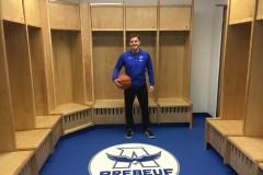 Martin Thibault: le visage du basketball à Brébeuf depuis 27 ans