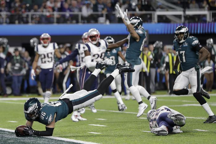 Cinq confrontations à surveiller pour le 53e Super Bowl
