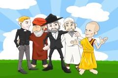 Quelle est la vision de la mort selon les grandes religions?