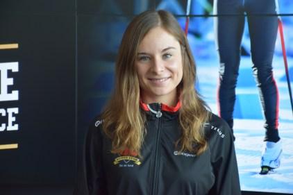 Anne-Marie Comeau grande gagnante à Montréal