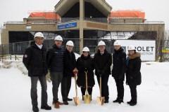 Centre des congrès Mont-Sainte-Anne : Coup d'envoi pour les travaux