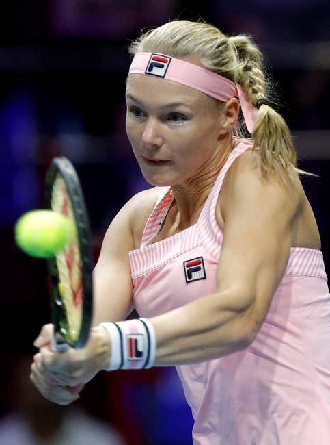 Bertens défait Sabalenka et atteint la finale au tournoi de Saint-Pétersbourg