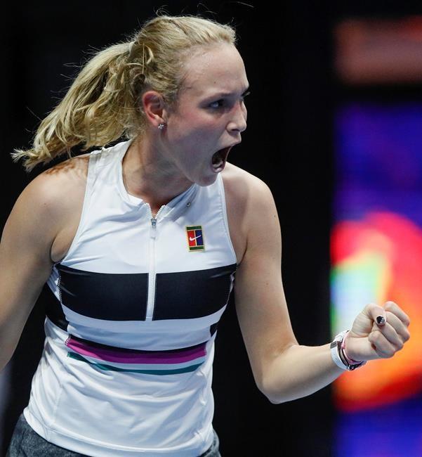 Petra Kvitova, la championne en titre, est battue en 2 sets à Saint-Pétersbourg
