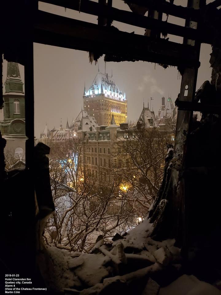 L'Hôtel Clarendon fermé jusqu'au 1er décembre