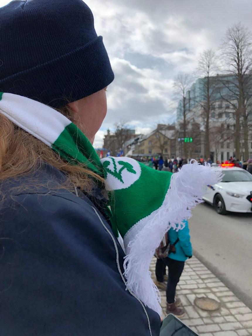 Le défilé de la Saint-Patrick toujours aussi populaire