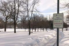 Dépenses supplémentaires pour deux parcs de Sillery