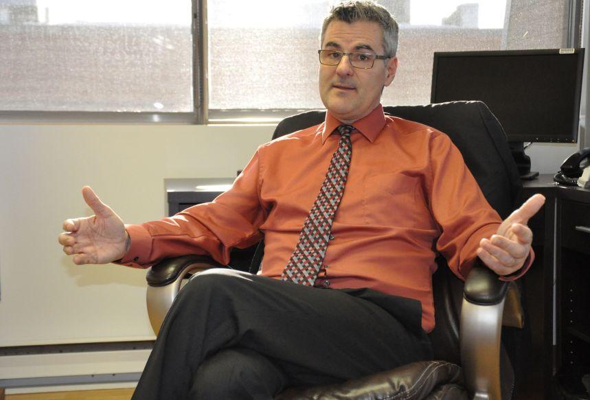 Éric Caire député de La Peltrie avant tout