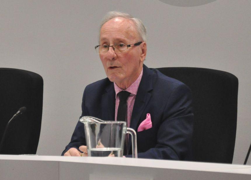 Décès subit du maire lorettain Émile Loranger