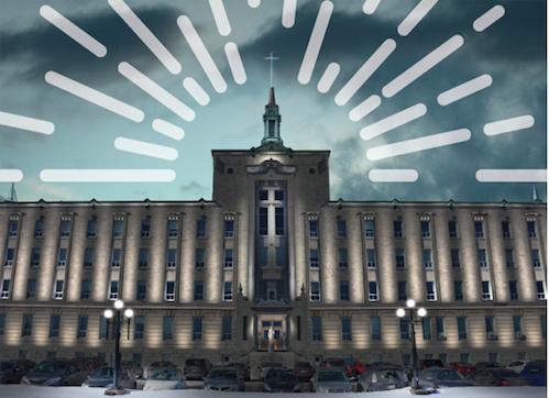 Le Collège de Champigny s'illumine pour ses 50 ans