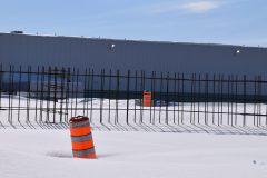Garage municipal dans le parc Armand-Viau – Un litige paralyse sa construction