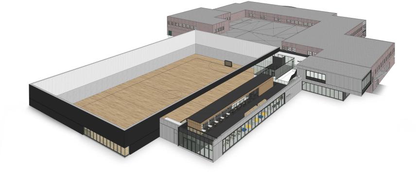 Académie Saint-Louis – Les appels d'offres du gymnase triple lancés en mai