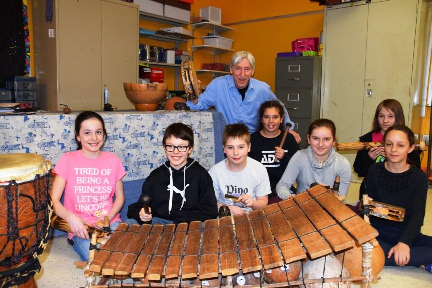 Culture à l'école – La musique qui unit les peuples