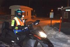 Patrouilleurs de sentier de motoneige – Une sécurité parfois salutaire