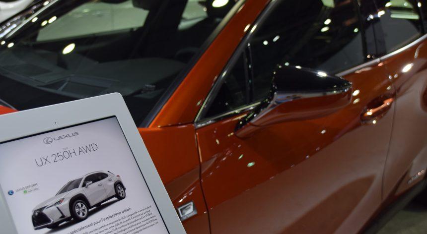 Salon international de l'auto – Ouverture officielle réussie