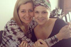 Vaincre le cancer – Amélie Villeneuve soutient la recherche