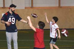 Alouettes de Montréal – Des écoliers rencontrent des professionnels