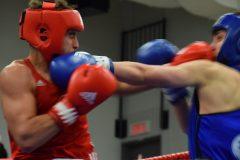 Complexe Jean-Paul-Nolin – Un public comblé par la boxe