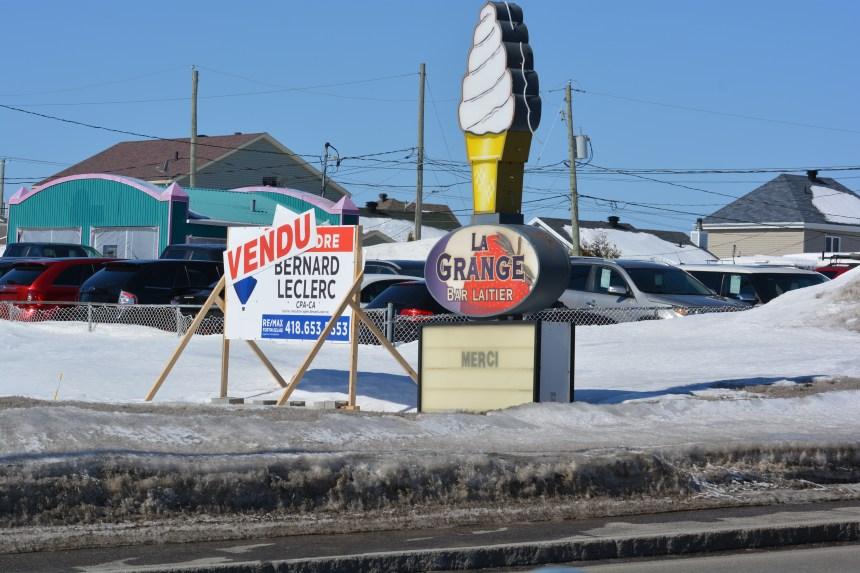 Le bar laitier La Grange vendu