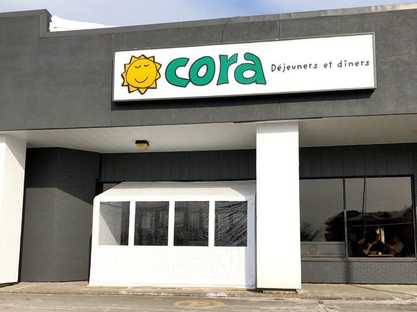 Livraison de repas: le restaurant Cora Beauport embarque dans l'aventure