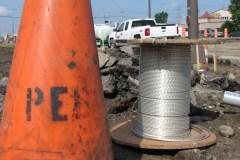 Reprise des travaux routiers à Beauport