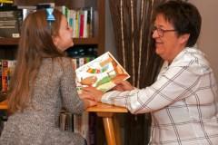 Se souvenir des beaux moments avec ses petits-enfants