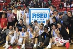 Mission accomplie pour le Rouge et Or: nouvelles championnes provinciales, elles ont les yeux sur le championnat canadien