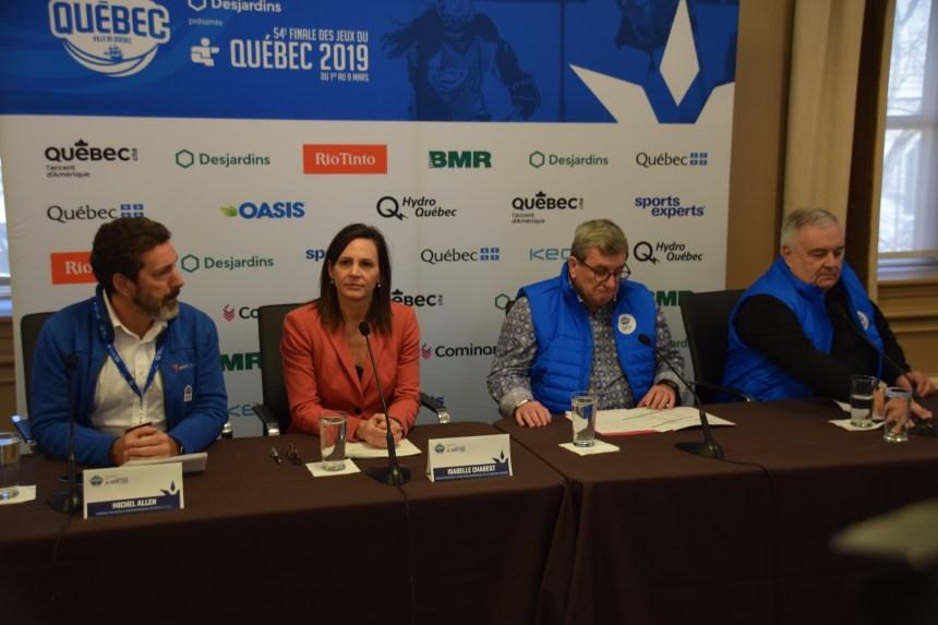 Jeux du Québec – Les dés sont jetés