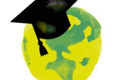Manifestation étudiante à Québec en faveur de l'urgence climatique