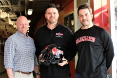 Dominic Picard prend la barre du Blizzard football