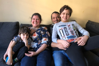 Les défis d'une famille aux enfants différents