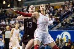 Basketball féminin U SPORTS – Victoire du Rouge et Or contre les Gee-Gees