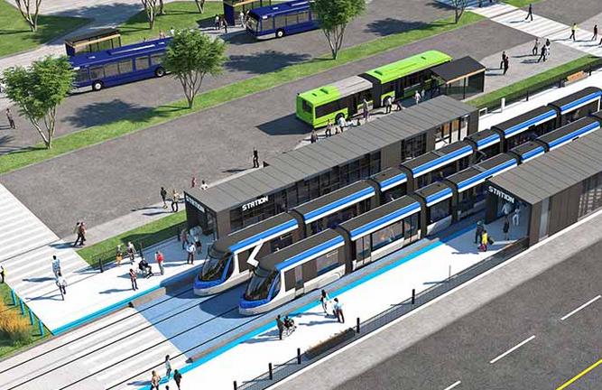 Un sondage met en doute la préférence pour le tramway à Québec