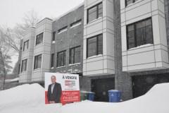 Hausse de 9% de la revente résidentielle en février à Québec