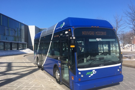 Les midibus arrivent